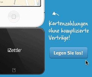 Beendet !!! 10€ Amazon Gutschein für iZettle Registrierung