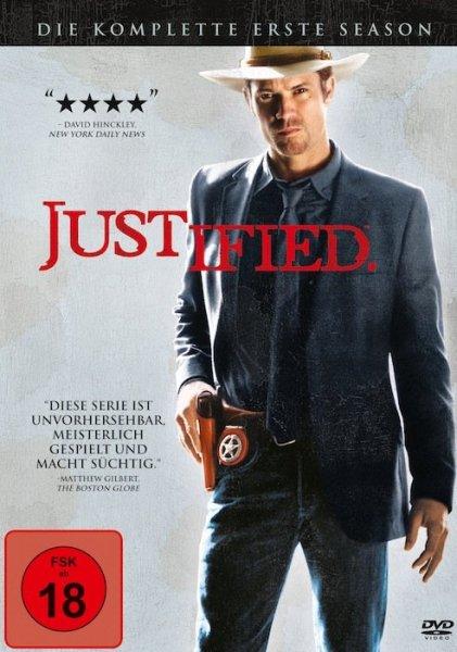 [Cede.de] [DVD] Justified Staffel 1 & 2 je 12,49€