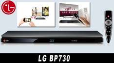 LG BP730 3D Bluray Player mit Magic Remote Amazon WHD ab 86,66 - 91,53