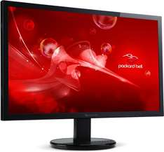 [Amazon.de] (Blitzangebot) Packard Bell Viseo 273Dbid (27 Zoll) LED-Monitor mit VA-Panel