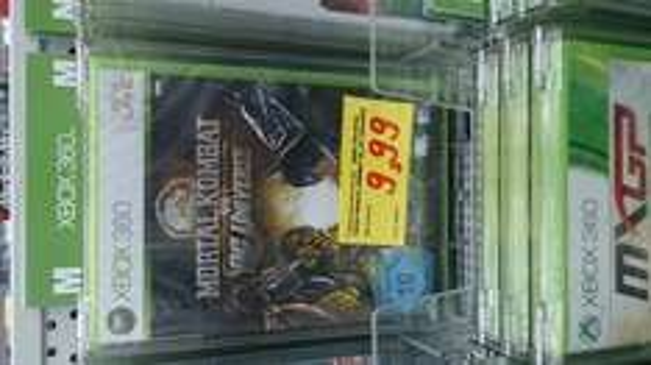 [XBOX360]Mortal kombat vs dc Universe - MM Memmingen