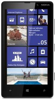 [Favorio] Nokia Lumia 820 in 3 Farben