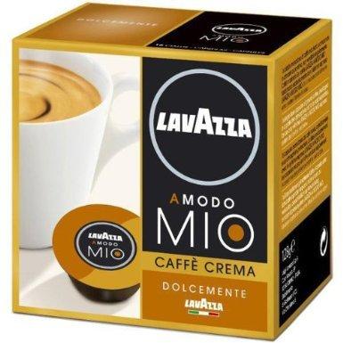 [Amazon Abo] Lavazza Modo Mio 2x 16 Kapseln, Caffè Crema Dolcemente, 9,73 Euro