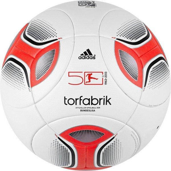 ADIDAS DFL TORFABRIK 2012/13 Original Matchball für 24,90!