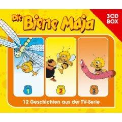 Amazon MP3: Die Biene Maja - Hörspielbox ( 12 Geschichten) Nur 3,99 €