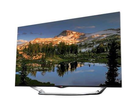LG 55LA8609 CINEMA 3D Smart TV (800Hz MCI , 1,2 Ghz Dualcore , IPS Panel , 4x 3D Brille u.v.m.) (Nächster Preis 1419,00€ inkl. Versand)