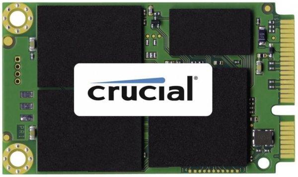 Crucial SSD M500 mSATA 120GB für 54,90 Euro bei Bezahlung mit Paypal @Computeruniverse.de (Nur für Neukunden!)