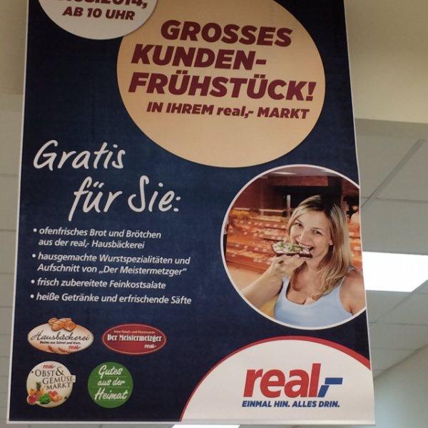 Gratis Frühstück in HH-Farmsen