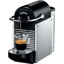 [VOELKNER] DeLonghi Pixie EN125.S Nespresso Kapselmaschine Silber inkl. Kapseln plus 40€ Gutschein für 83,33€