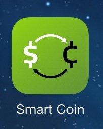 [iOS] Smart Coin App -Währungswechsler. Kostenlos über Apple Store App