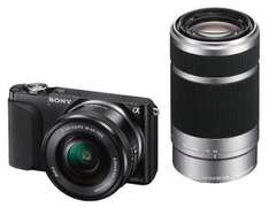 Sony Alpha NEX-3N Kit 16-50 mm + 55-210 mm (NEX-3NY) bei amazon.fr für ~430 statt 555 EUR
