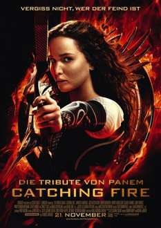 "[Lokal] Göttingen - Tribute von Panem - Catching Fire ""Fan Edition"" DVD 9,90€ / Blu-ray 14,90€ @ Media Markt"