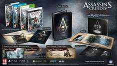 Assassin´s Creed IV: Black Flag Skull Edition (PS4) für 45,69 € inkl. Versand & deutscher Sprache @ game.co.uk