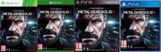 XBox360/PS3/XBoxOne/PS4 - Metal Gear Solid V: Ground Zeroes für €24,16 [@Zavvi.com]