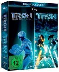 TRON / TRON Legacy Collection (2 Disc Set) Blu-Ray [@bol.de]