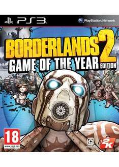 Borderlands 2 Game Of The Year Edition (PS3) für 16€ @Base