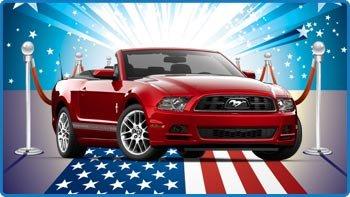 Alamo Gold Special USA/Kanada Mietwagen ca. 32 % Rabatt - nur für ISIC Besitzer