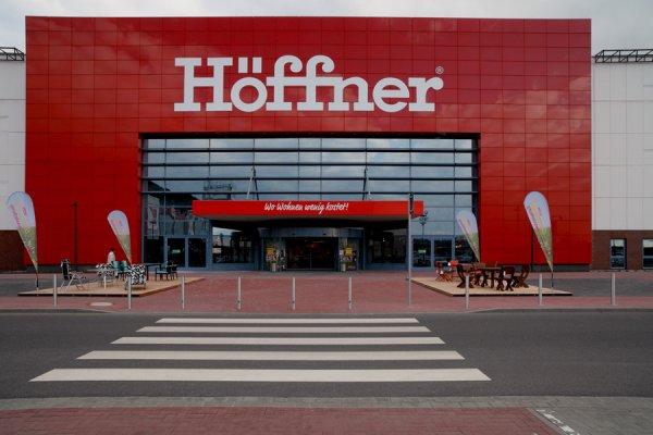 Möbel Höffner - 200€/1000€ geschenkt bei 1000€/4000€ Einkaufswert