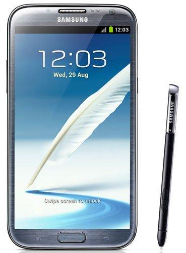 Samsung Galaxy Note 2 16GB (Titanium Grey) für ~ 271 € inkl. Vsk.