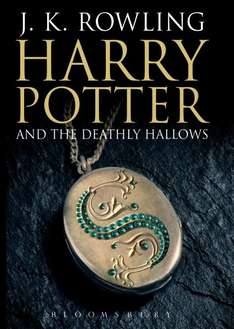 Harry Potter 7 and the Deathly Hallows. Adult Edition @ Amazon WHD