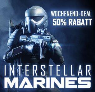 Interstellar Marines (Steam Wochenend-Deal) € 6,99 @ steampowered.com