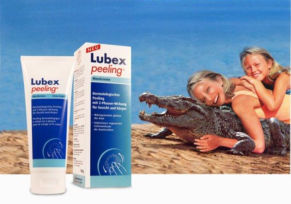 [SCHWEIZ] Permamed - Lubex Peeling Gratisprobe