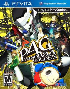 Persona 4: The Golden (US; PS Vita) für ~19€
