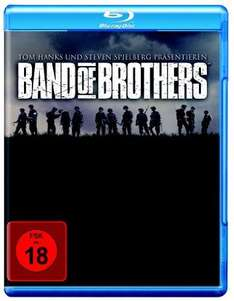 [Blu-ray Box - deutsch] Band of Brothers / The Pacific für jeweils 17,99€ @ Alphamovies