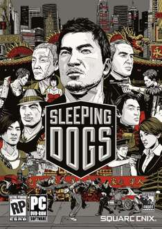 Sleeping Dogs (uncut) Steam @Amazon.com