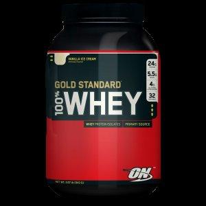 UPDATE: ON 100% Whey Gold Std, 4545 g + Wasserflasche gratis -> effektiv 15,41€/kg [inkl. qipu]