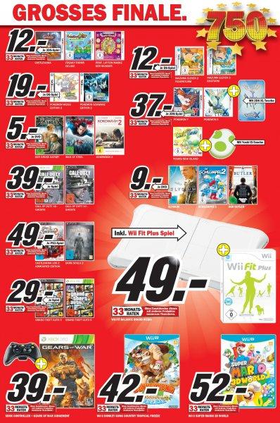 Media Markt Bayreuth GTA 5 29,- (PS3 und XBOX360) und mehr