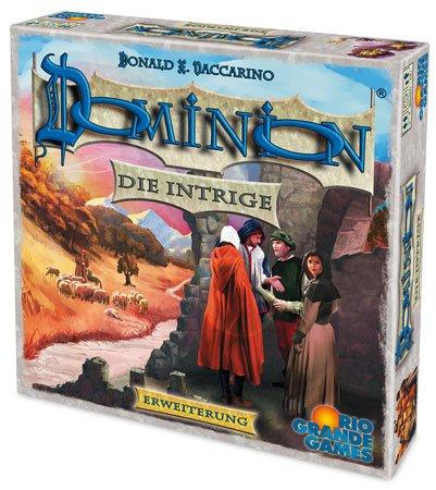 Dominion - Die Intrige (Erweiterung) von AAS bei Spiele-Offensive