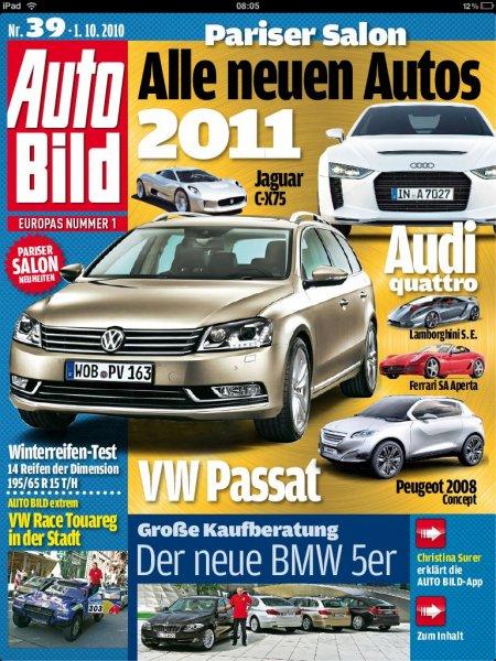 17x AutoBild für effektiv 5.60€
