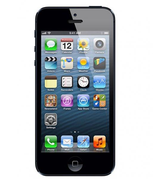 Apple iPhone 5 16GB schwarz