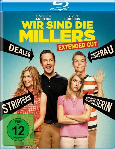 Wir sind die Millers [Blu-ray] für 9,99€ bei Amazon.de