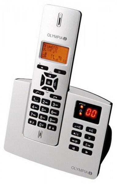 Olympia Cool Answer Plus für 12,99€ @Digitalo - DECT Telefon mit Anrufbeantworter