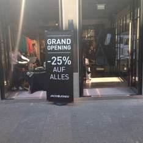 [Köln] 25% auf Alles - Jack & Jones und Vero Moda Neueröffnung