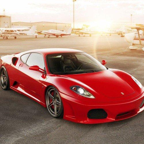 50€ für Ferrari fahren in Köln