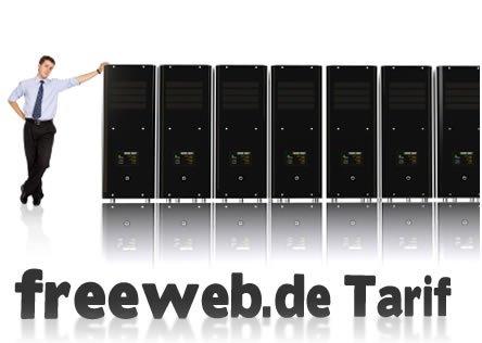 Kostenlose .de Domain + Webspace für 1 Jahr - Keine Kündigung notwendig!