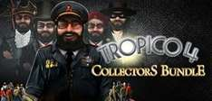 [Steam] Tropico 4 Collector's Bundle für 3,26€ bei Nuuvem