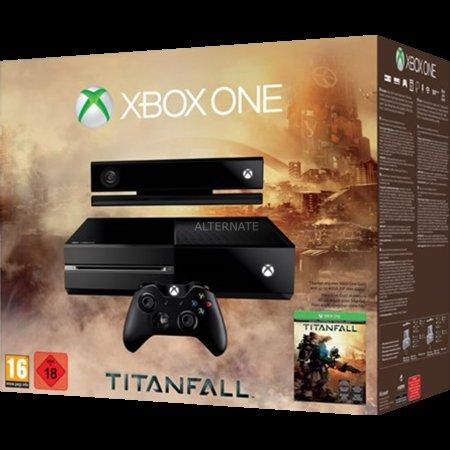 XBOX One inkl. Titanfall (DLC)