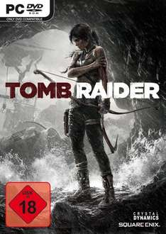 Tomb Raider (2013) [Steam] 4,99 €