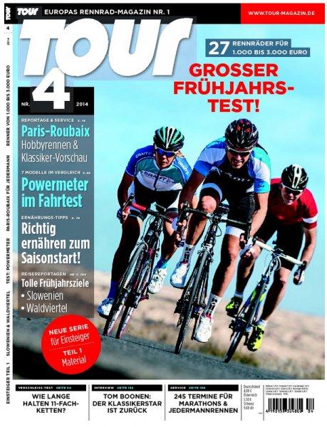Zeitschriften - Tour/Bike/Surf/uvm. - 1 Probeheft gratis - 1 mal pro Haushalt
