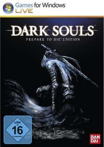 Dark Souls: Prepare to Die Edition (Steam Code) @ Amazon.de 7,97€