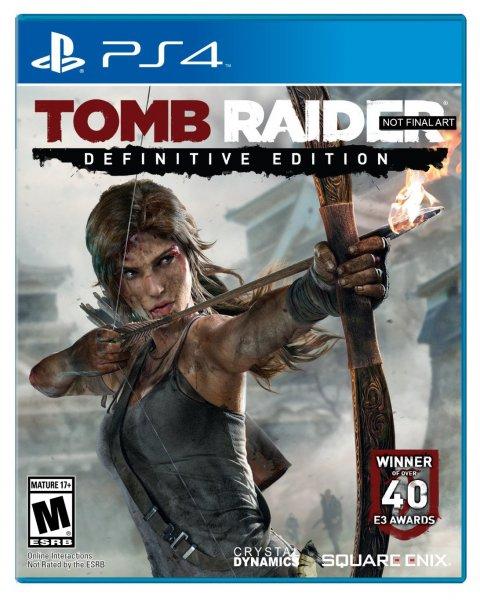 Tomb Raider für 29,99€ / Thief für 35€ (PS4) @Sony