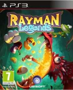 THE HUT. COM - RAYMAN LEGENDS - PS3- XBOX360 - WII-U- 15,99 €