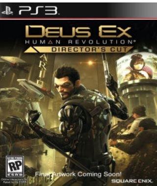 ZAVVI.com  -   Deus Ex: Human Revolution - Director's Cut  --PS3  oder  XBOX360  -   für 6,15  €