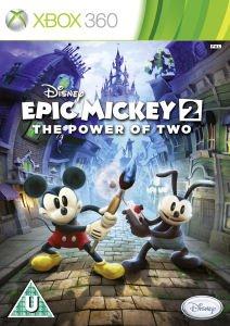 (UK) Disney's Epic Mickey: Die Macht der 2 (The Power Of 2) [Xbox] für 9.85€ @ Zavvi
