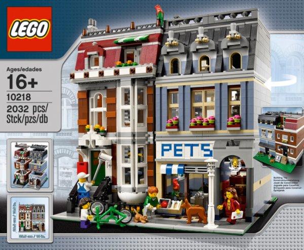 Lego 10218 Pet Shop für 113,44 @ intertoys