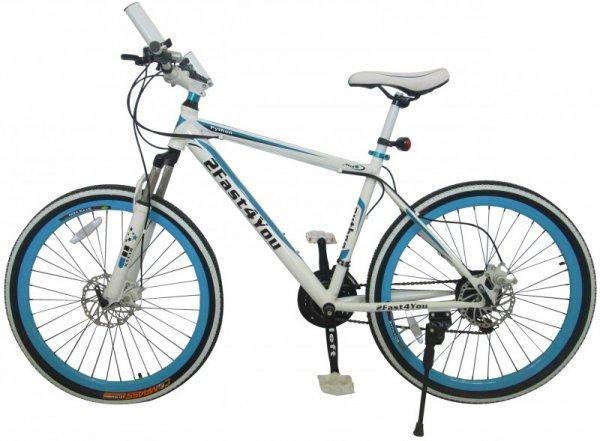 """26"""" Zoll Hardtail Mountainbike MTB Fahrrad Python von 2Fast4You nur 149€ incl Versand"""